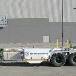BULLDOG S820 SERVICE RIG CATWALK